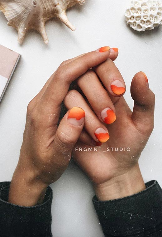 Cute Fall Nails Ideas: Fall Nail Designs to Inspire