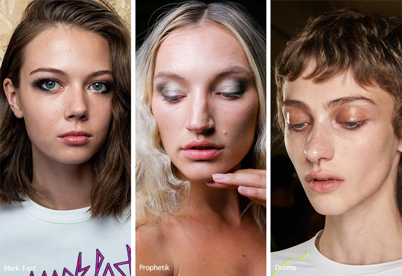 Spring/ Summer 2021 Makeup Trends: Smokey Eyes