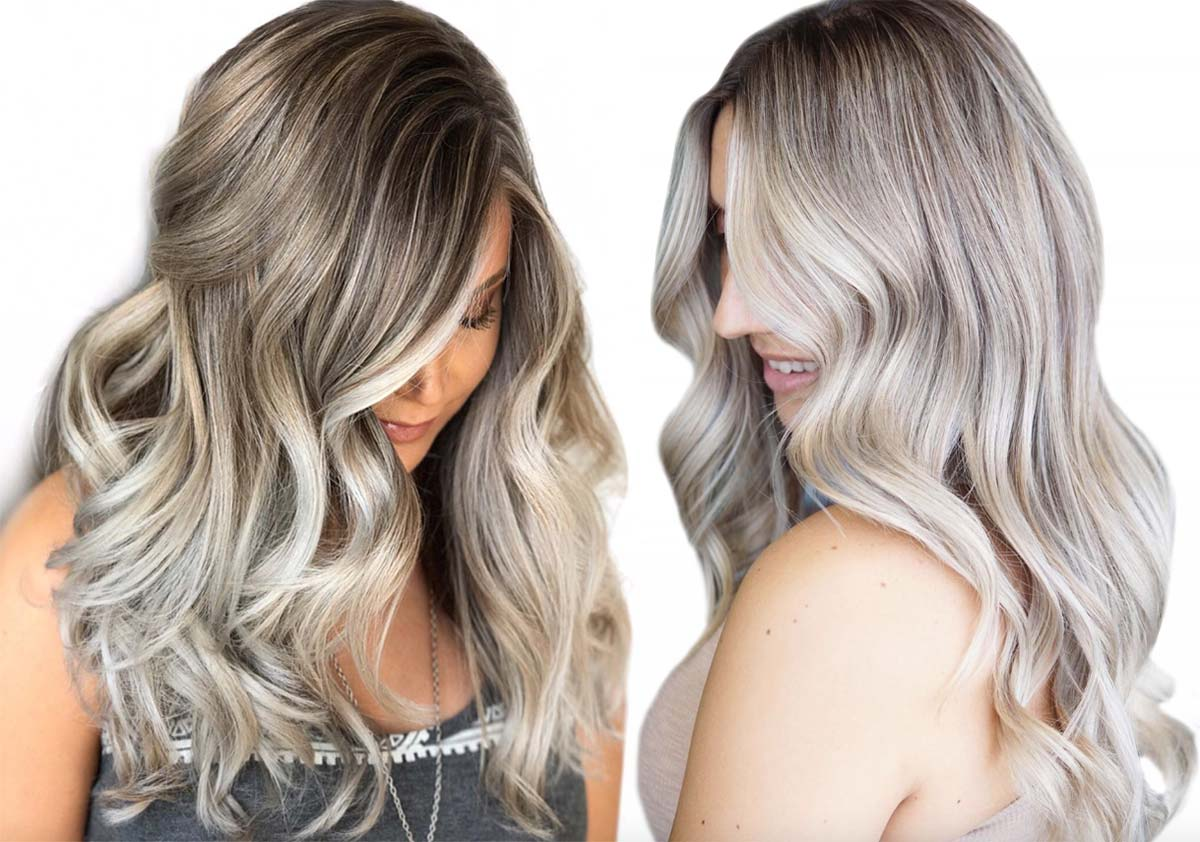 Ash Blonde Hair Color Shades: Ash Blonde Hair Dye Kits to Try