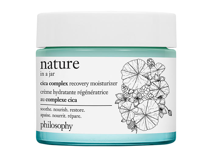 Best Winter Skin Care Products: Philosophy Nature In A Jar Cica Complex Recovery Moisturizer