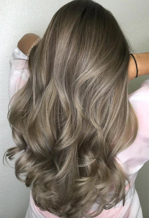 How to Care for Ash Blonde Hair Color