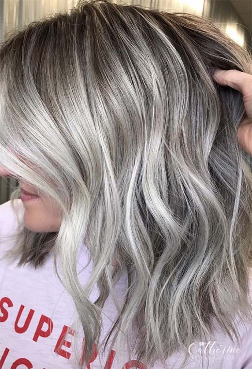 How to Choose Ash Blonde Hair Color for Skin Tones?