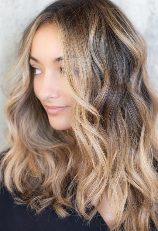 How to Choose the Best Dark Blonde Hair Color for Your Skin Tone