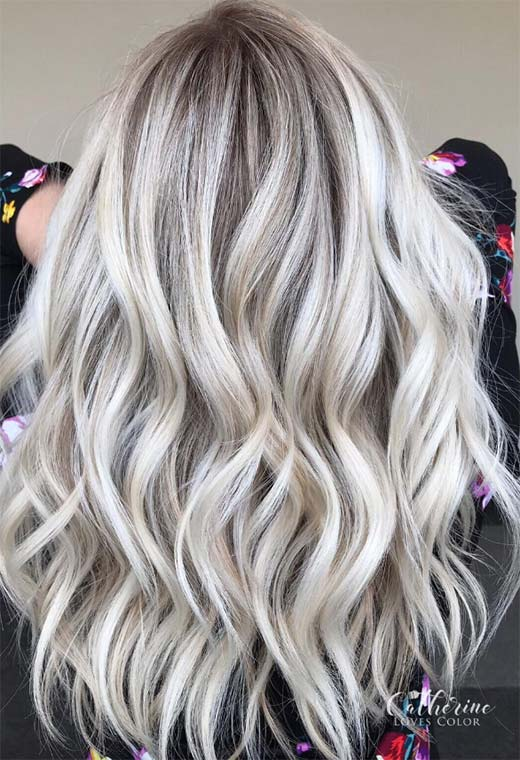 How to Maintain Ash Blonde Hair Color