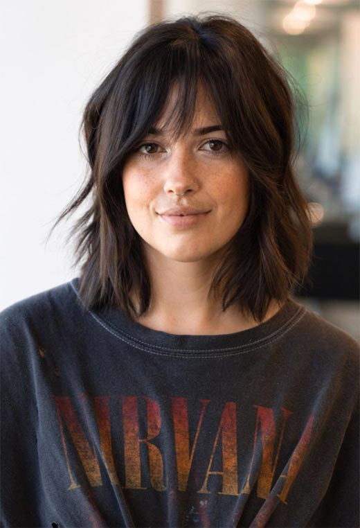 Cool Short Shag Haircuts & Hairstyles
