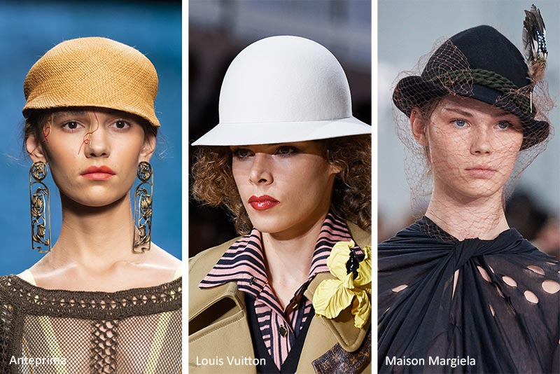 Spring/ Summer 2020 Hat Trends: Cloche Hats