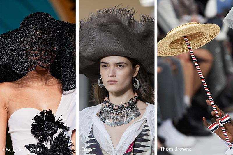 Spring/ Summer 2020 Hat Trends: Straw Hats