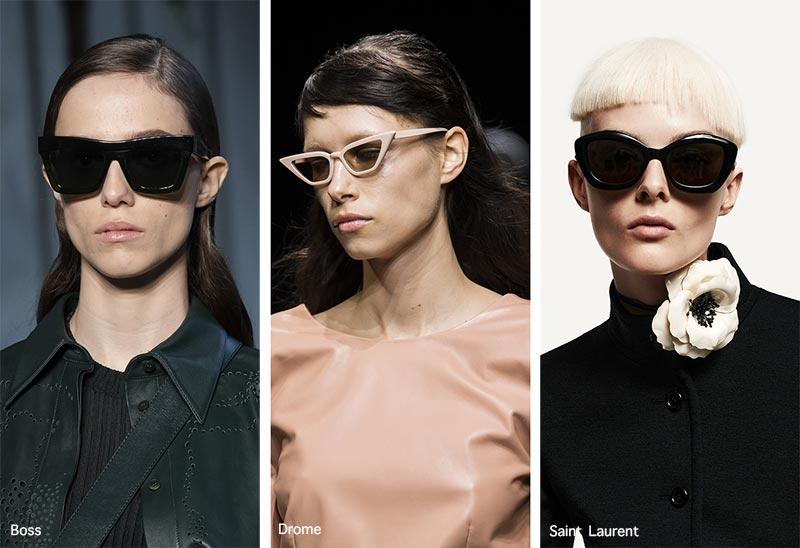 Spring/ Summer 2021 Sunglasses Trends: Cat-Eye Sunglasses
