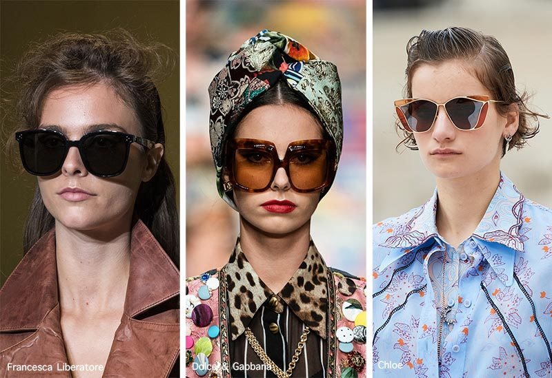 Spring/ Summer 2021 Sunglasses Trends: Oversized Sunglasses