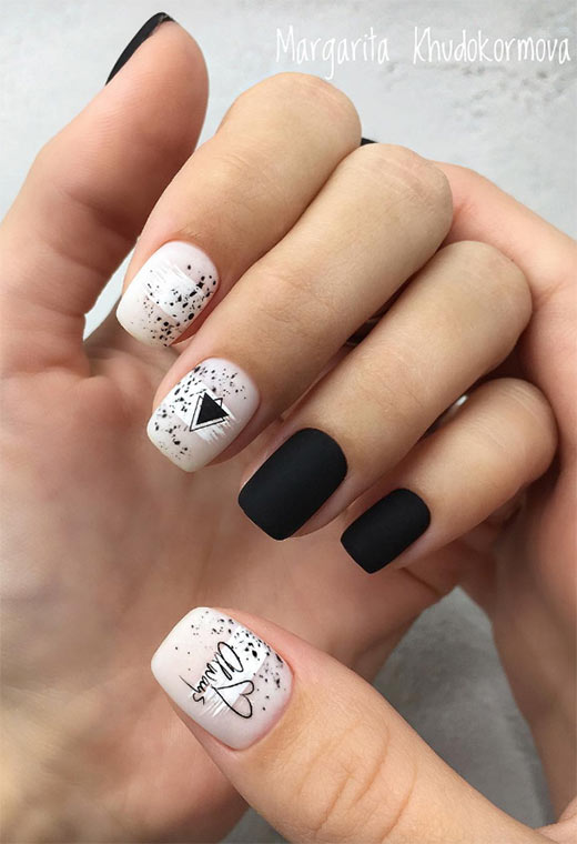 Winter Nails to Spark Magic: Cute Winter Nail Designs