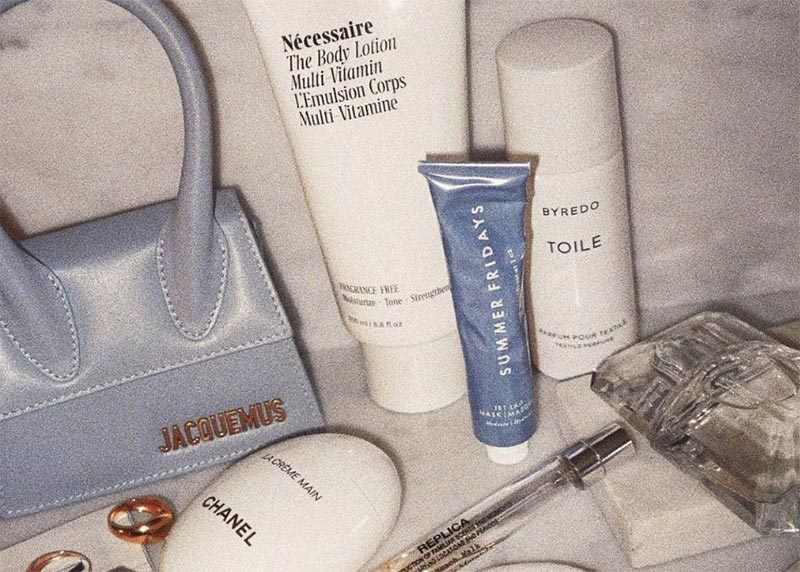 Winter Skin Care Products