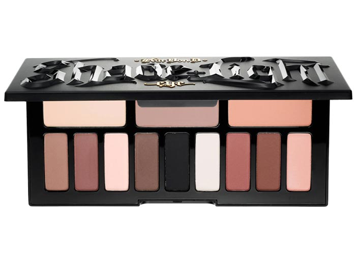 Best Eyeshadow Palettes: Kat Von D Shade + Light Eye Contour Palette