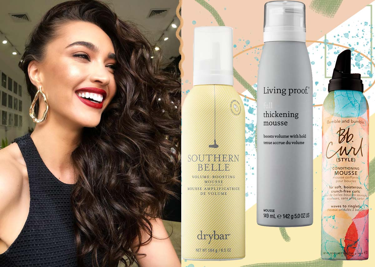 Best Hair Mousse for Every Hair Type