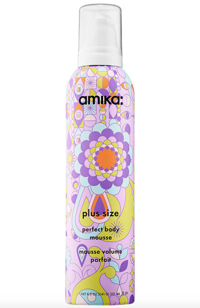 Best Hair Mousse Products: Amika Plus Size Volume & Body Mousse
