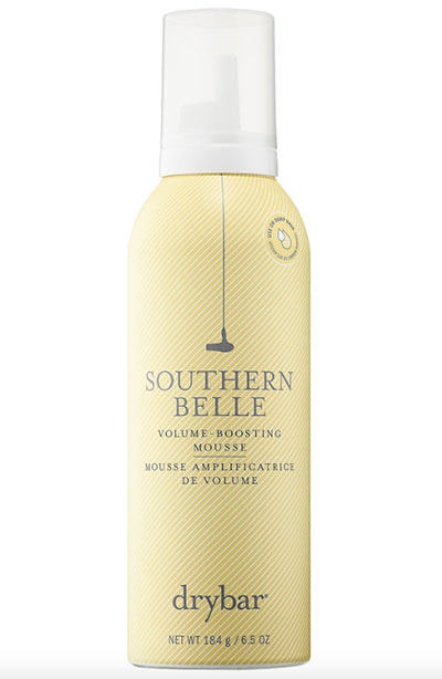 Best Hair Mousse Products: Drybar Southern Belle Volume-Boosting Mousse