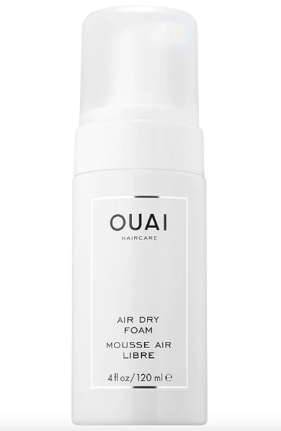 Best Hair Mousse Products: Ouai Air Dry Foam