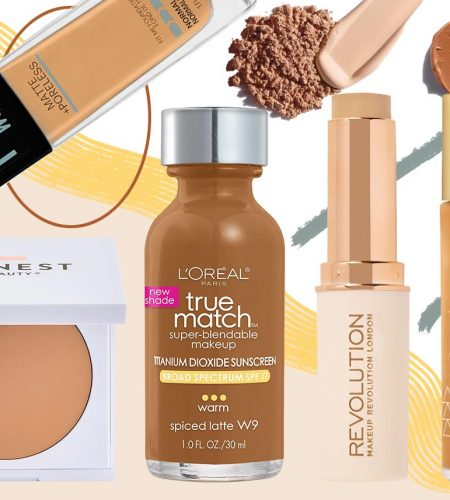 Best Drugstore Foundation for Your Skin Type