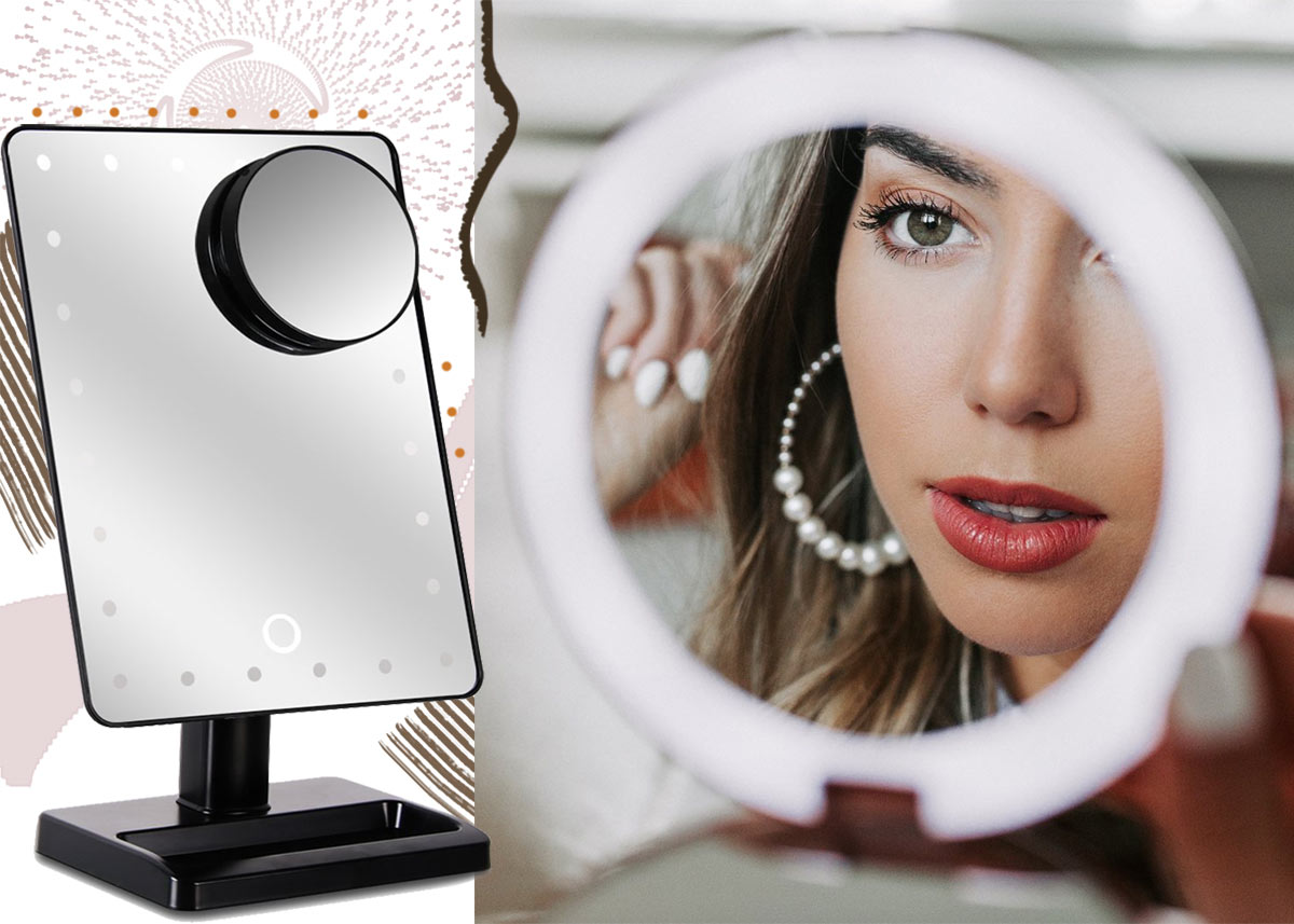 Best Makeup Mirrors with Lights