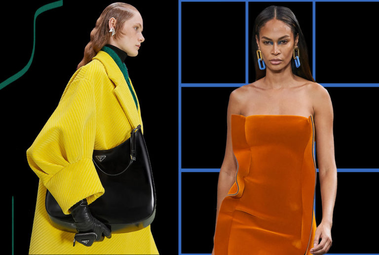 Fall/ Winter 2021-2022 Color Trends