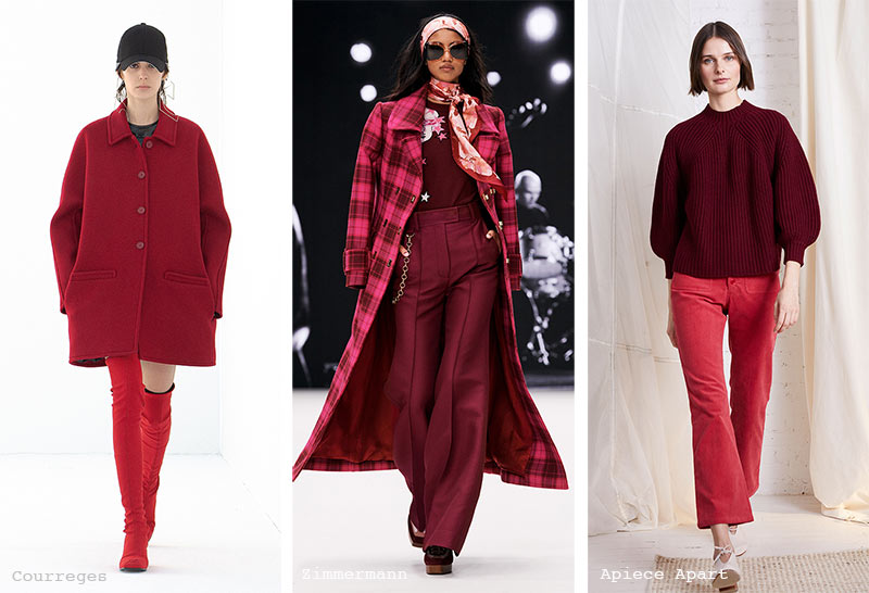 Fall/ Winter 2021-2022 Color Trends: Winery