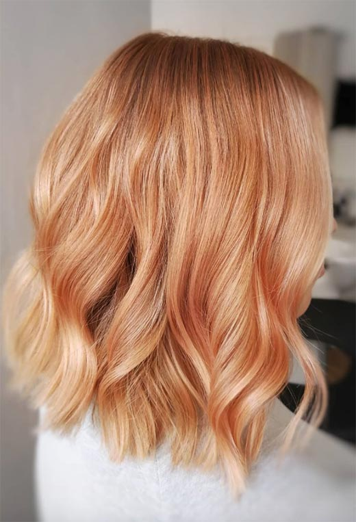 How to Choose the Best Strawberry Blonde Hair Shade for Your Skin Tone