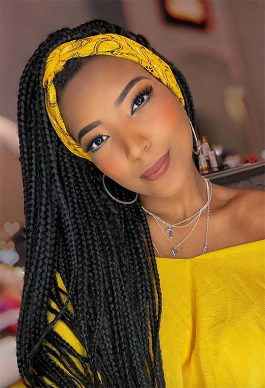 What Are Box Braids? History and Origins