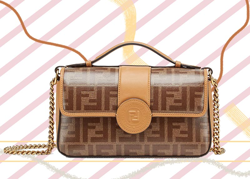 Best Fendi Bags: Fendi Double F Small Purse