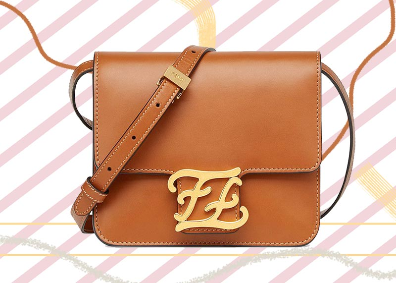 Best Fendi Bags: Fendi Karligraphy Bag