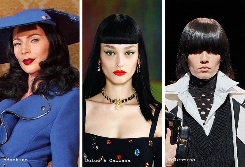 Fall/ Winter 2021-2022 Hairstyle Trends: Black Hair