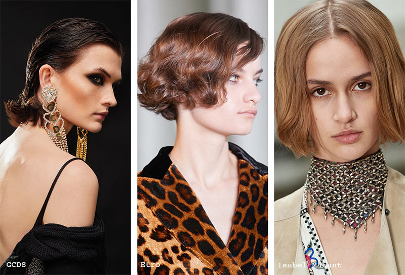 Fall/ Winter 2021-2022 Hairstyle Trends: Bob Haircuts