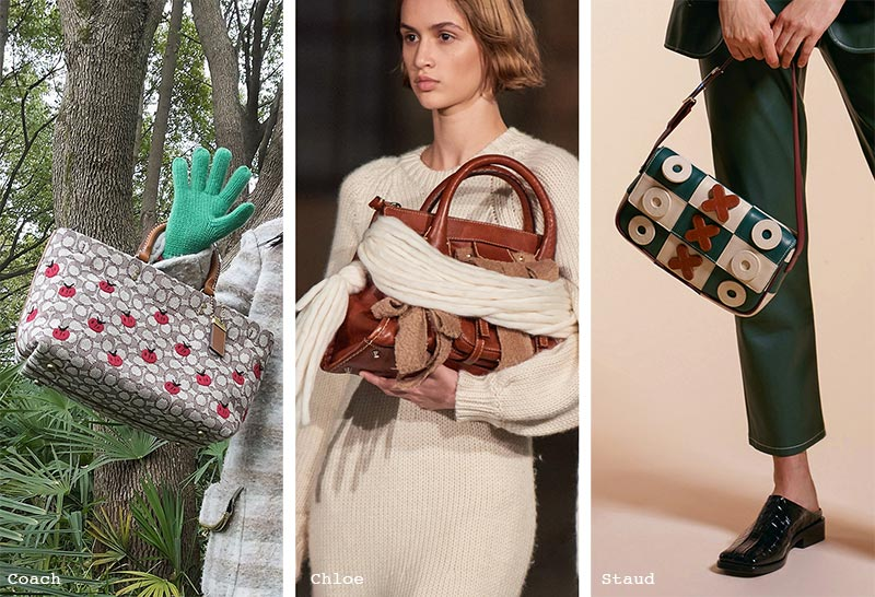 Fall/ Winter 2021-2022 Handbag Trends: Bags with Embellishments