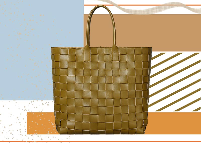 Best Bottega Veneta Bags of All Time: Bottega Veneta Maxi Cabat