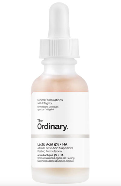 Best The Ordinary Products: The Ordinary Lactic Acid 5% + HA 2%
