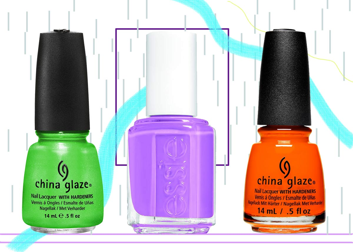Best Neon Nail Polish Colors