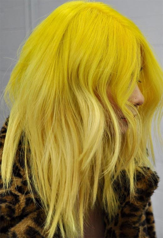 Finding the Best Yellow Hair Color for Your Skin Tone