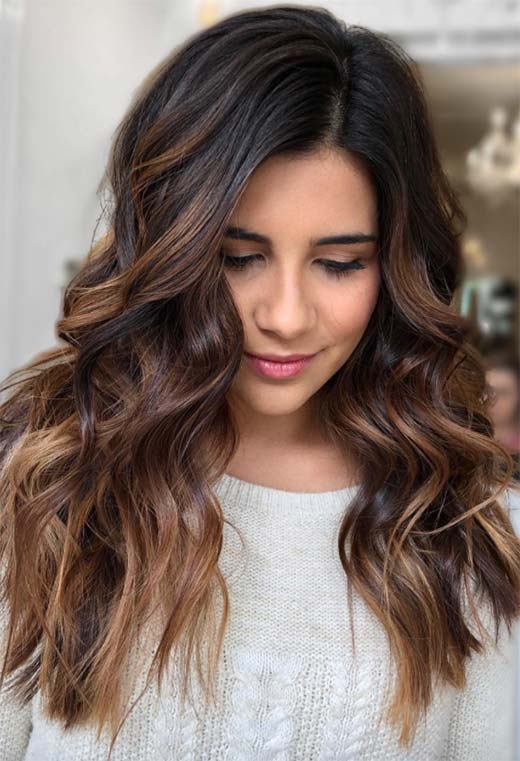 How to Color Hair Dark Brown at Home