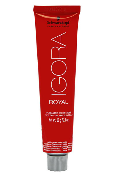 Light Brown Hair Dye Kits: Schwarzkopf Professional Igora Royal Permanent Hair Color in Light Ash Brown