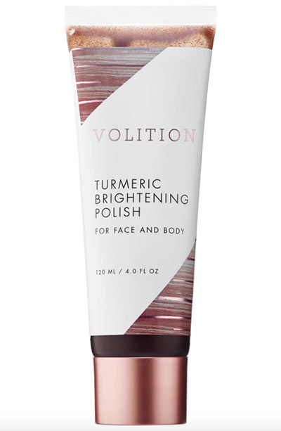 Best Turmeric Skincare Products: Volition Beauty Turmeric Brightening Polish