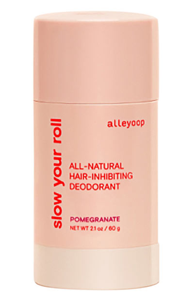 Best Natural Deodorants: Alleyoop Slow Your Roll All-Natural Deodorant