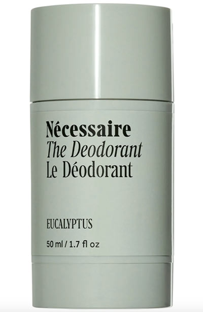 Best Natural Deodorants: Nécessaire The Deodorant