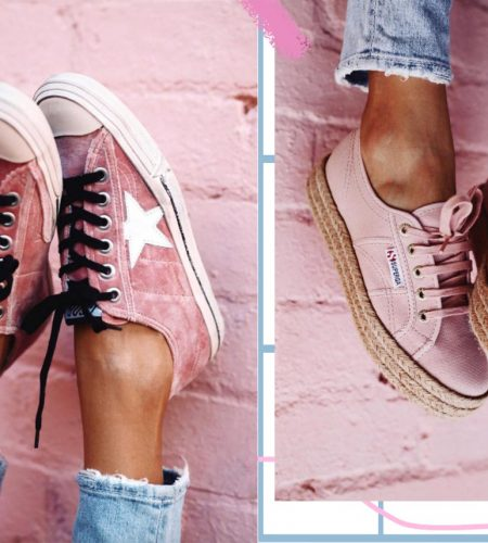 Best Pink Sneakers & Trainers for Women