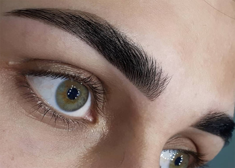 How to Tint Eyebrows