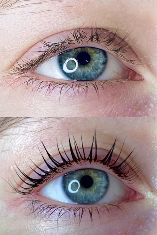 What Is Eyelash Tinting?