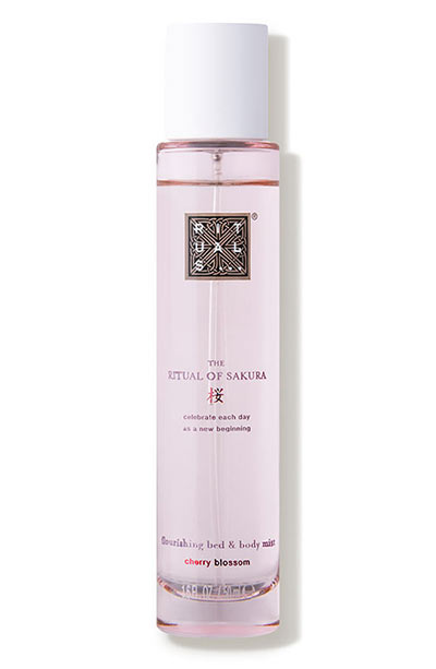 Best Body Mists & Sprays for Women: Rituals The Ritual of Sakura Bed & Body Mist