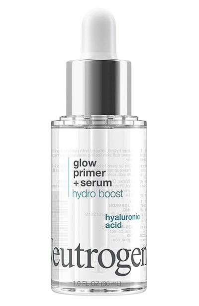 Best Drugstore Primers: Neutrogena Hydro Boost Glow Booster Primer & Serum
