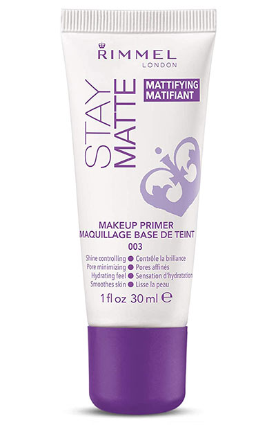 Best Drugstore Primers: Rimmel Stay Matte Primer
