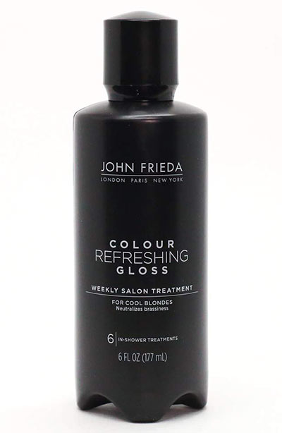 Best Temporary Hair Color Dyes: John Frieda Colour Refreshing Gloss