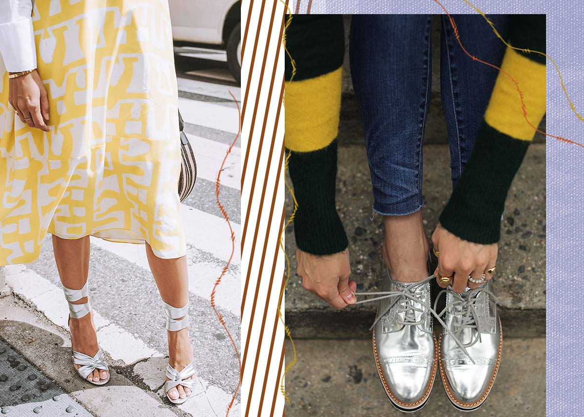 Best Silver Shoes for Women, from Heels to Flats