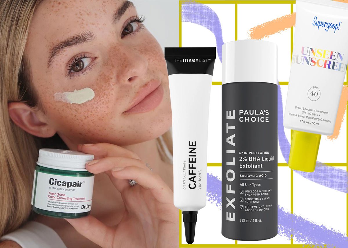 Best Skin-Care Products for Every Skin Type