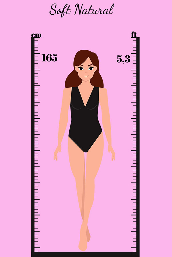 Kibbe Body Types: Soft Natural Body Type